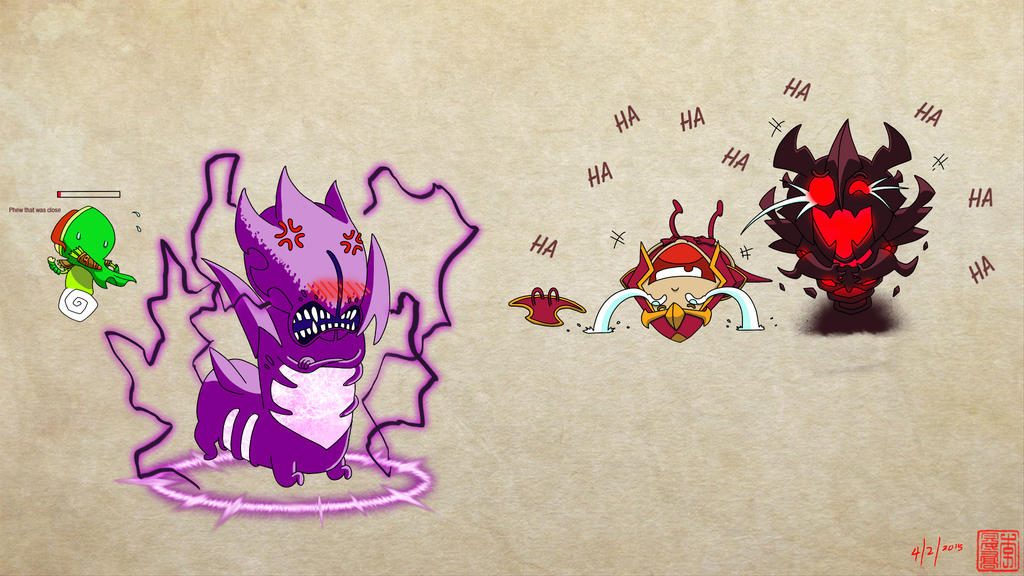 dota 2 bane s trouble by crimson seal on deviantart