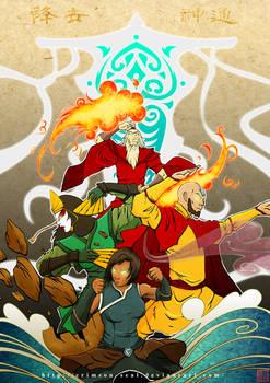 Avatars and Raava
