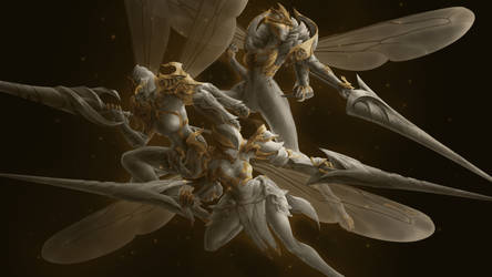 The 3 Hornet Lancers
