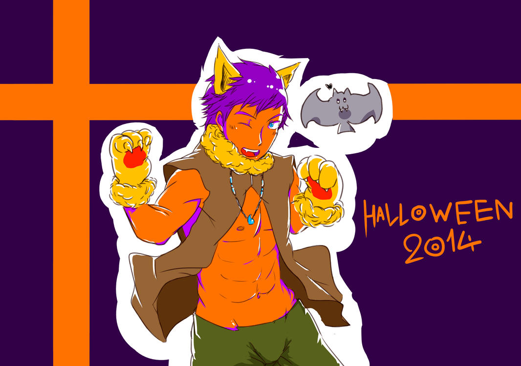 HALLOWEEN 2014 by buddy2eyes