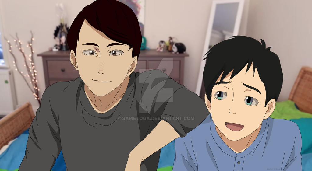 Dan And Phil Old Apartment By Sarietoga