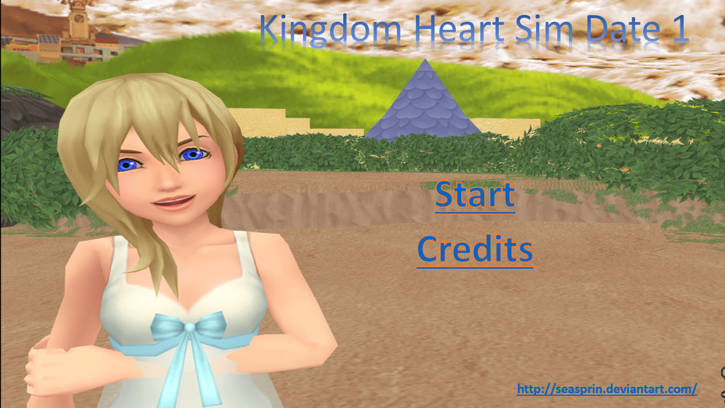 kingdom hearts sim date, kingdom hearts sim date