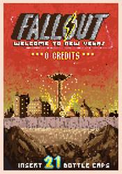 Fallout by exlibrisfutakomori