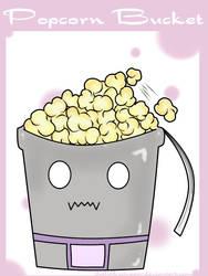 FMA:Popcorn Bucket by theluckyshipper