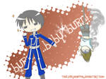 Roy Mustang Vs. Edward Cullen