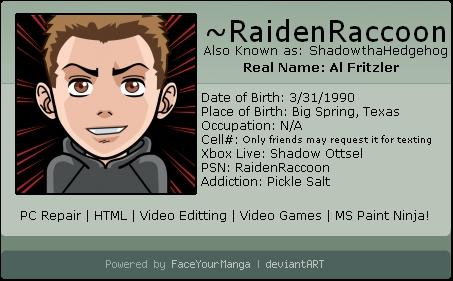 Dev ID by RaidenRaccoon