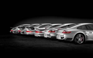 Porsche 911 Turbo Chronicle by meshera