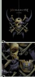 Vic Rattlehead - Arachne by DemonKiss