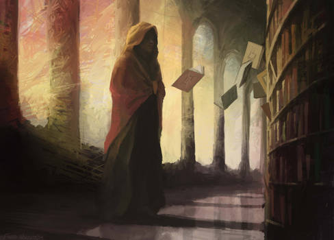 Kinetic Librarian