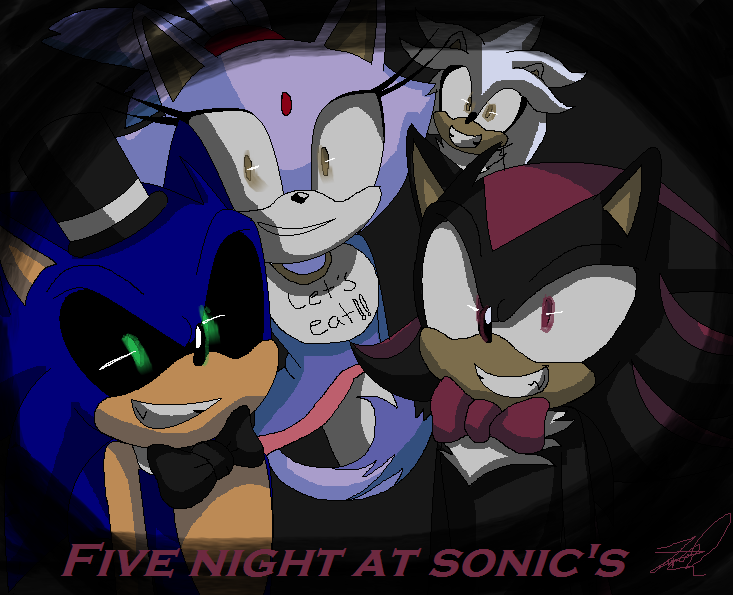 Five Night At Sonic 2 Game Jolt