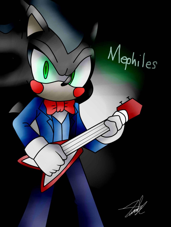 mephiles the dark toy bonnie by idalyaoisonic1344 on deviantart