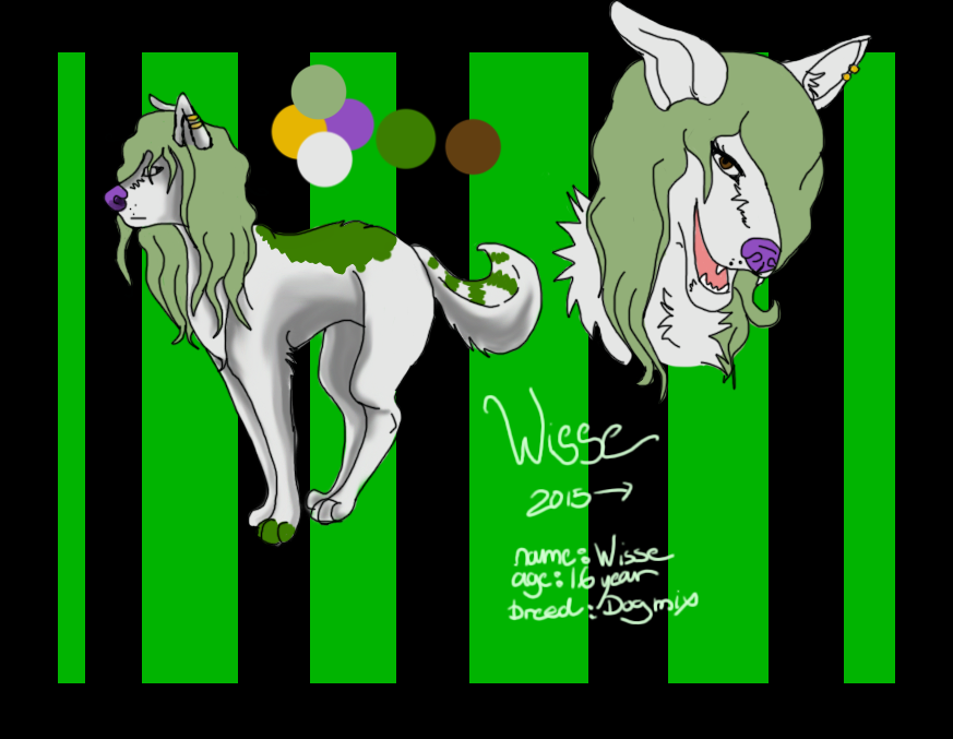 New Wisse by winkseli
