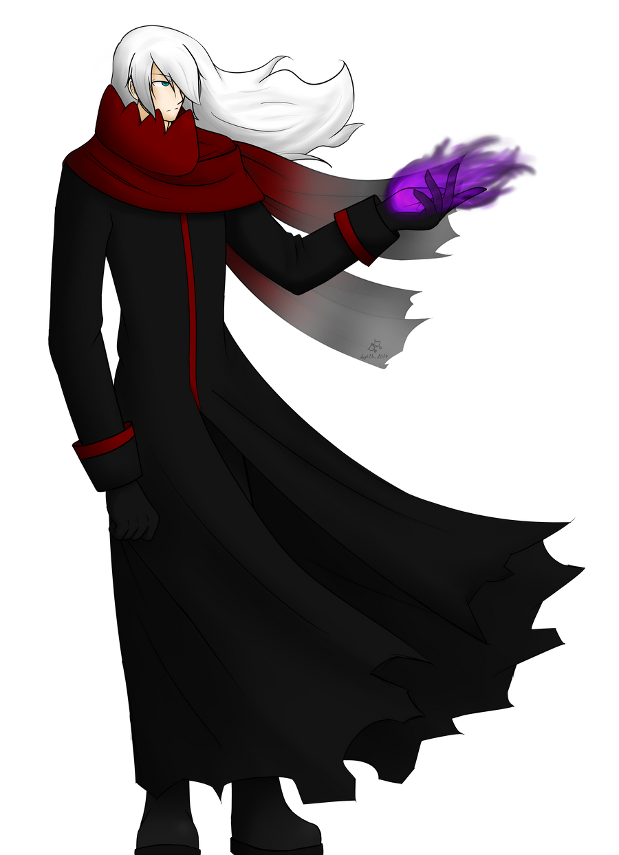 Darkrai Gijinka +Contest Entry+ by xPandux on DeviantArt