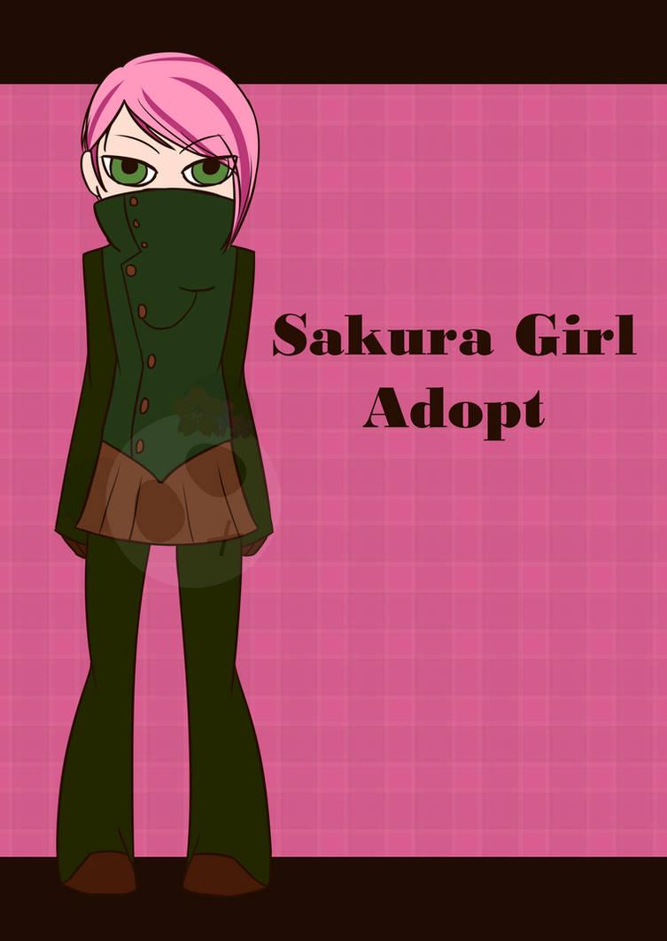 Sakura Adoptable +SET PRICE+