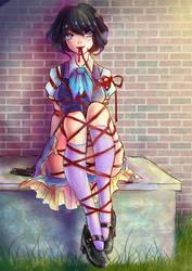 School Uniform contest - Titania Von Rufus