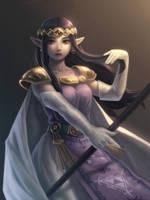 ALBW Princess Hilda by bellhenge