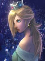Princess Rosalina by bellhenge