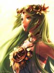 Goddess Palutena