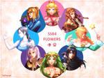 SSB4 Flowers