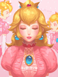 Peach ANIMATION