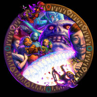 MAJORA'S MASK by bellhenge