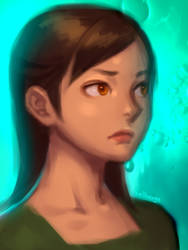 Emerald Dream by bellhenge