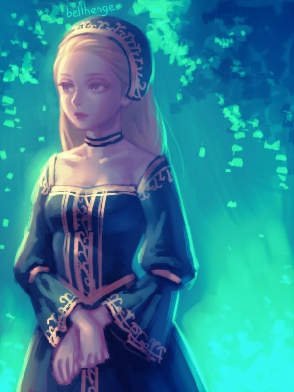 Forest Princess by bellhenge
