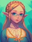 Megane BotW Zelda