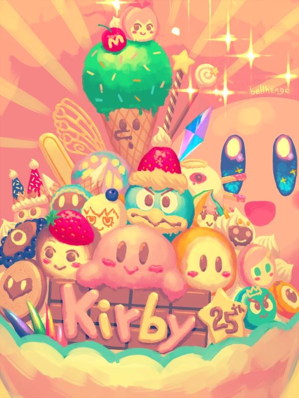 Kirby 25th Anniv