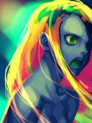 Rainbow Violence