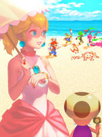 Sunshine Beach by bellhenge