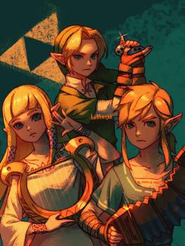 Goddess and Heroes
