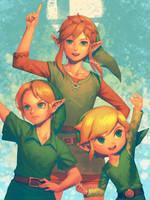 Link Bros. by bellhenge