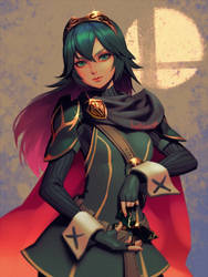 SSBU Lucina by bellhenge