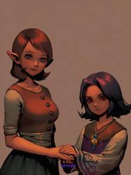 Anju and Kafei
