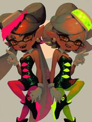 Squid Sisters(3)
