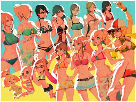 SSBU Summer(2)