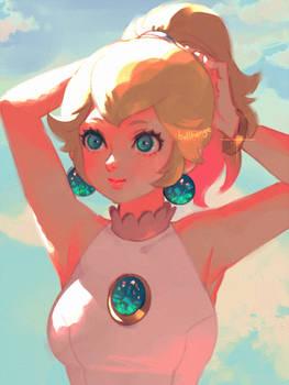 Sunshine Peach
