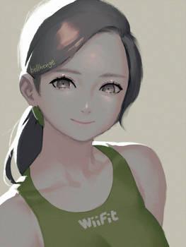 SSBU Wii Fit Trainer c3
