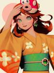 Yukata Daisy