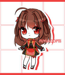 [Points Auction] Adoptable # 3 [OPEN] by FuyuAdopts