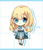 [Points Auction] Adoptable # 4 [OPEN] by FuyuAdopts