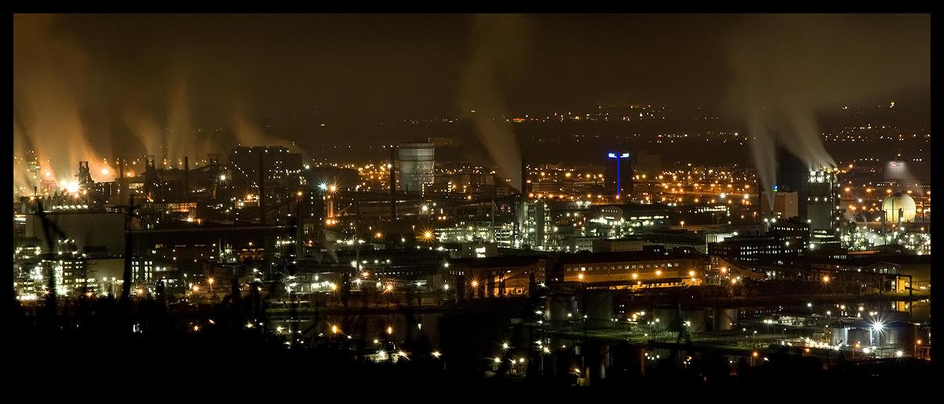 Индустриальные парки Украины