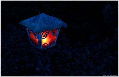 graveyard lantern