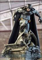 GOTIC BATMAN by zoko1