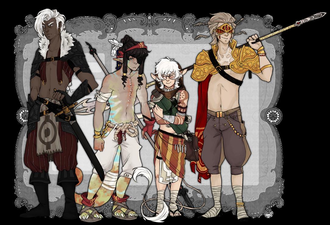 Yoryyntel: Morzenan Council by aomaoe
