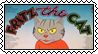 Fritz The Cat stamp by SugaryDonutz