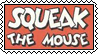 Squeak The Mouse stamp by SugaryDonutz