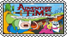 Adventure Time: Why'd You Steal Our Garbage? stamp by SugaryDonutz