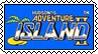Adventure Island 2 stamp by SugaryDonutz